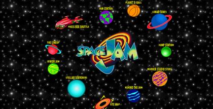 Warnerbros Space Jam 1996