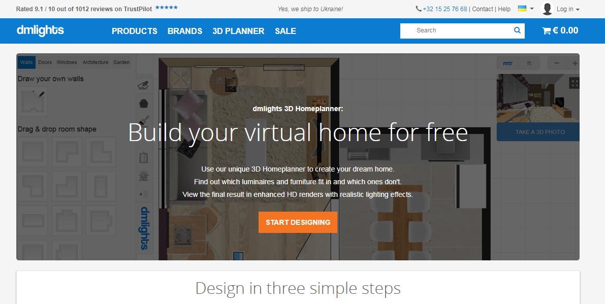 3D Homeplanner