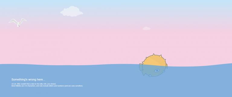 Error 404 bit.ly