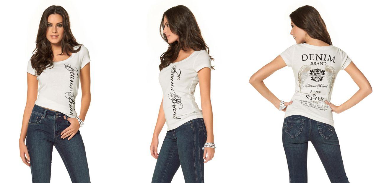 Съемка одежды на модели с нескольких ракурсов
